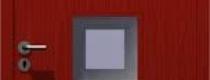 Beltéri ajtók lucfenyőből